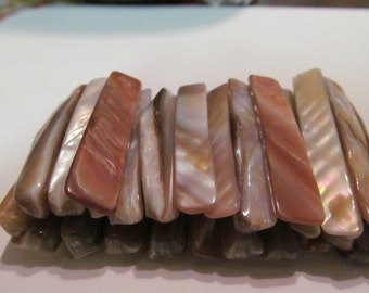 plank shell bracelet