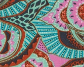 Cotton Quilting Fabric | Amy Butler fabric | Hapi Oasis River Stone