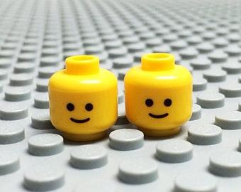 LEGO® Head Earring Studs