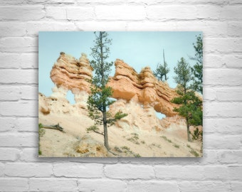 Nature Photography, Utah Art, Southwest Desert Art, Canyon Art, Bryce Canyon, Landscape Art, Utah Print, Desert Landscape, Hoodoo