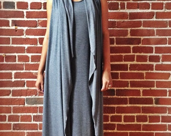 Maxi Montreal Street Wear Dress