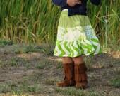 Joscelyn Tiered Skirt PDF pattern