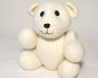 Polar Bear Knitting Pattern