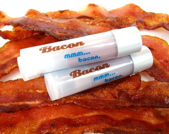 Bacon - mmm...bacon  - Shea Lip Butter