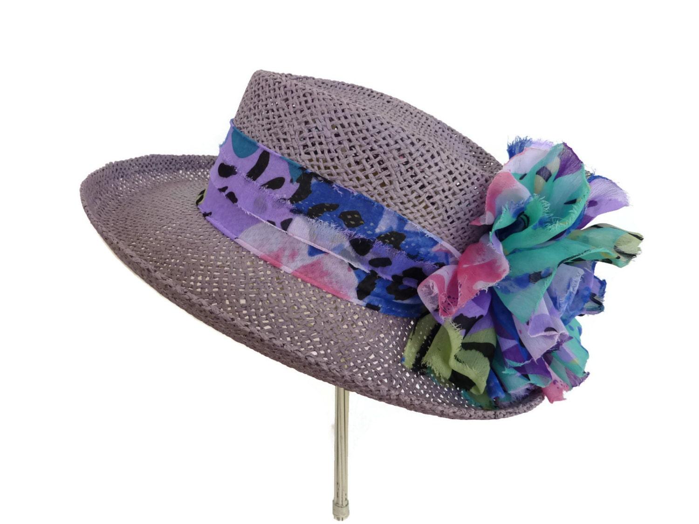 womens golf hat straw sun hat summer hat by