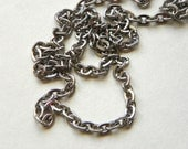 Stainless Steel Chain ONLY - Add Your Layered Sparkle Pendants