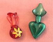 Tussy Mussy flower holder pins