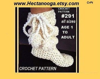 crochet slippers pattern, Slouchie Boot - crochet patterns for  kids and WOMEN. winter slippers, Christmas gift idea,#291