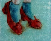 Home (Ruby Slippers)