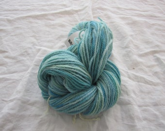 Handpainted yarn