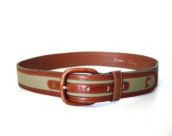 PIERRE CARDIN Vintage Belt