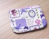 Happy Tea Tree Mini Zipper Pouch