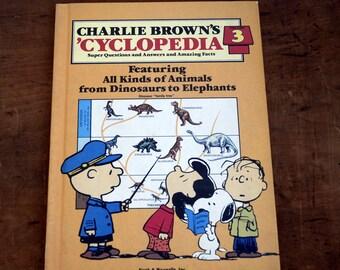 Charlie Brown's 'Cyclopedia Vol. 3