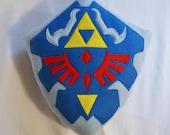 Legend of Zelda Hyrulian Shield Pillow / Plush
