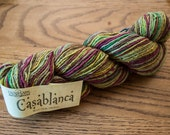Cascade Casablanca Worsted Weight Wool/Silk/Mohair Blend Yarn - 220 yards - Farmer's Market 20 - DISCONTINUED PRODUCT