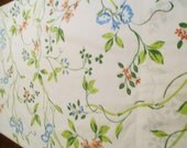 Reclaimed Pillowcases - Delicate Vines Free Shipping