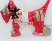 SCOTTY the scotty dog softie