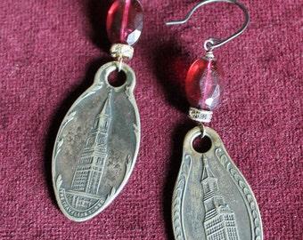 The travelers earrings