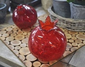 Pomegranate Vases, Set of...