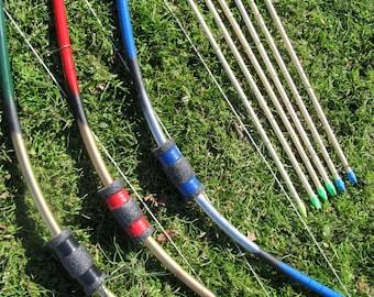 3 Smaller Bows - age 3-8