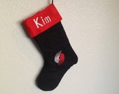 Personalized stockings Professional/NCAA teams