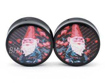 0g Gnome BMA Plugs (8mm)