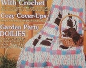 Crochet Home Magazine No. 45 February March 1995/17 patterns/Vintage style patterns/Instructions/Patterns only/Afghan patterns