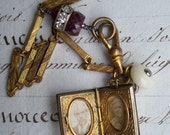 Simply Stated - Vintage Assemblage Watch Chain Bracelet