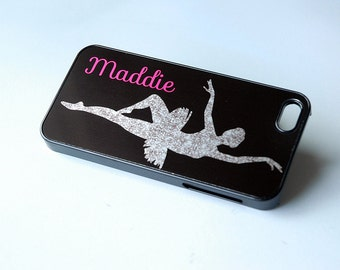 Dance Phone Case + Phone Case + Monogram