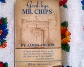 Good-bye Mr Chips by James Hilton 1935