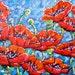 Fantasia Large Original Painting by Prankearts