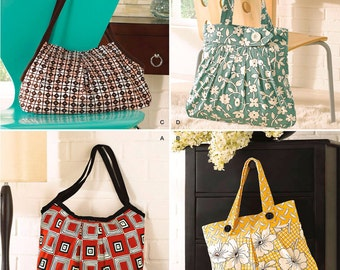 Bags and Purses - Simplicity 2685 - Out of Print Sewing Pattern