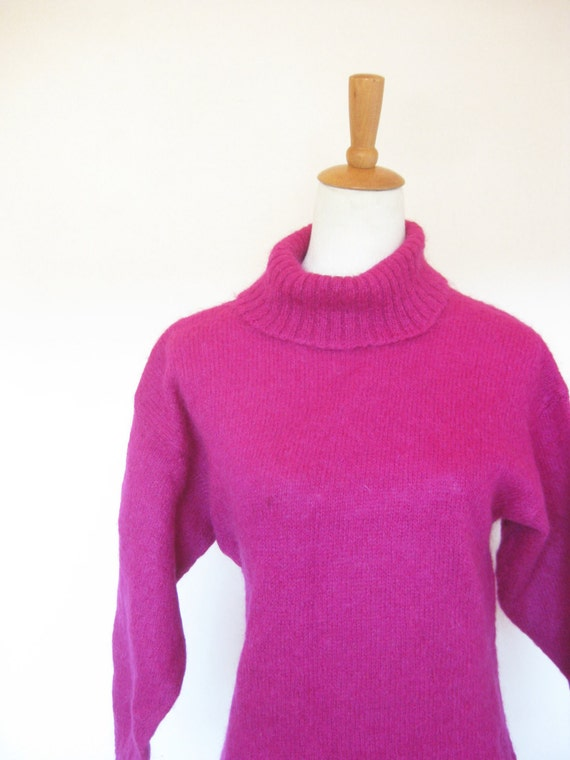 Items similar to United Colors of Benetton Sweaterdress Sweater Dress