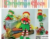 PDF Pattern - Amigurumi Christmas Elves