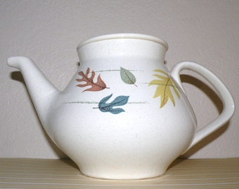 Franciscian AUTUMN patternTea Pot