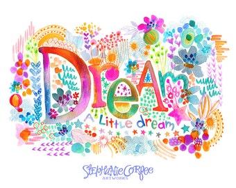 Dream - ART PRINT