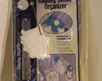Running Stitch Organizer for any stitching project
