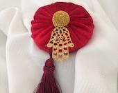 Lavender Sachet Custom Favors for weddings and Bridal Showers