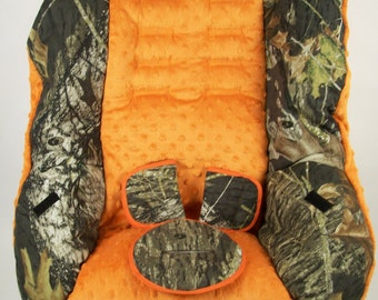 Mossy Oak toddler seat cover britax seat cover