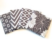 Coasters Mix and Match Grey/Gray