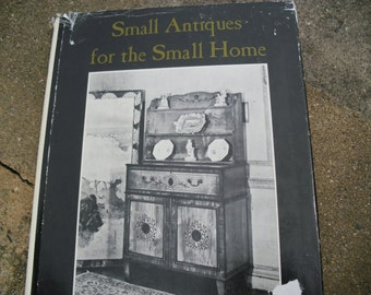 Small Antiques for the Small Home