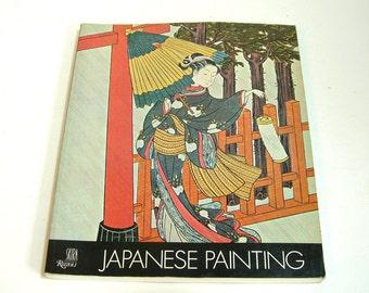 Japanese Painting, Treasures Of Asia, Text By Akiyama Terukazu