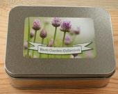 Herb Garden Gift Set in Tin Box