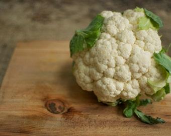 Cauliflower Seeds, Snowball