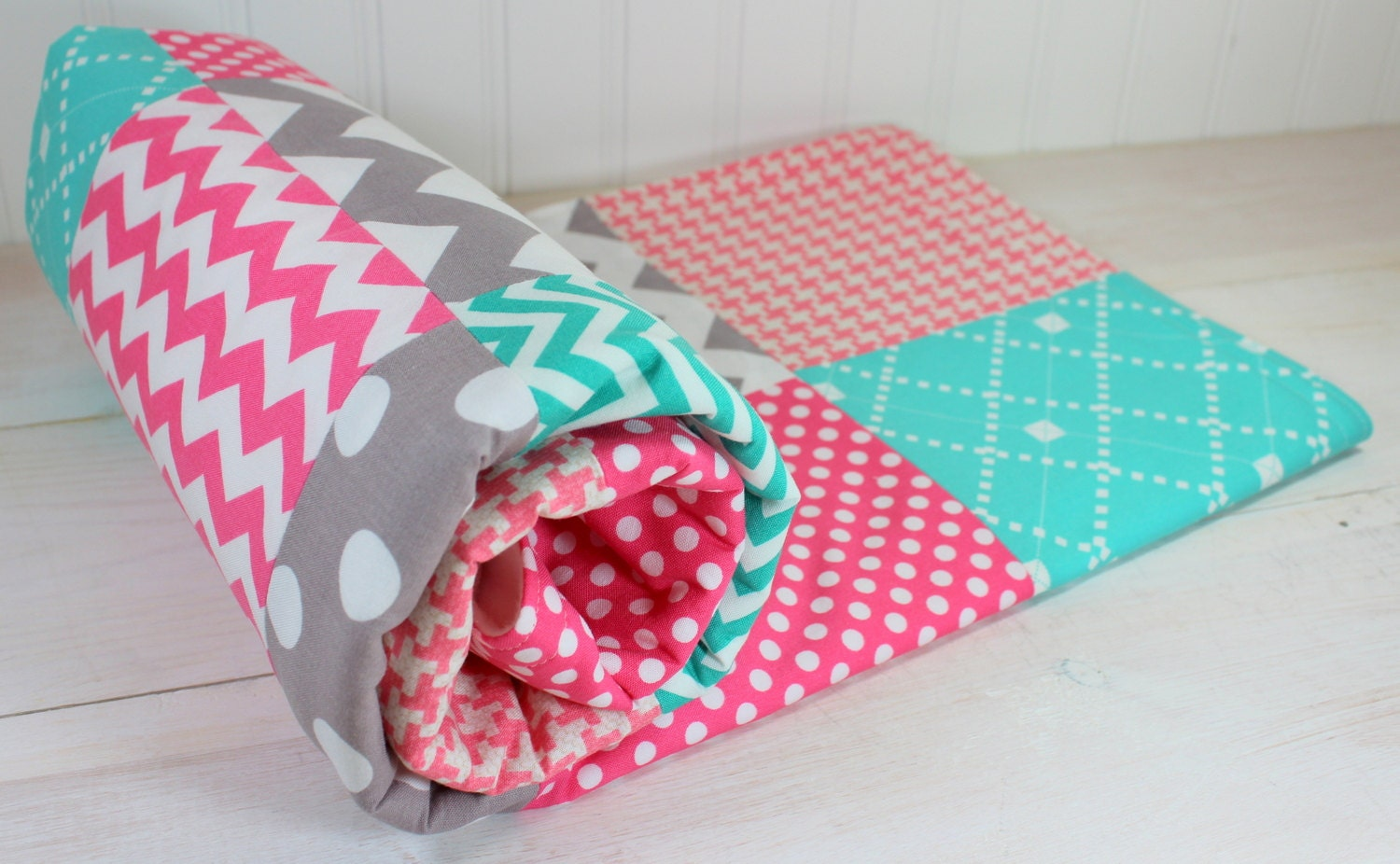 how to make a toddler blanket with batting