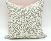Decorative Throw Pillow Cover ONE All Sizes Nautical Rope Summer You Pick the Color