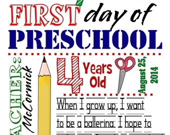 first day of school sign template - last day of schoolchalkboard subway signdigital