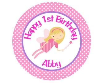 Fairy Iron On Transfer for Birthday Shirt - Fairy Theme Birthday Party Iron on Transfer - Fairy Outfit - Fairy Birthday Shirt - Fairy Shirt