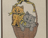 All Occasion Post Card-Sweet Kittens