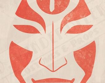 Amon Equalist Propaganda Poster  -- Legend of Korra